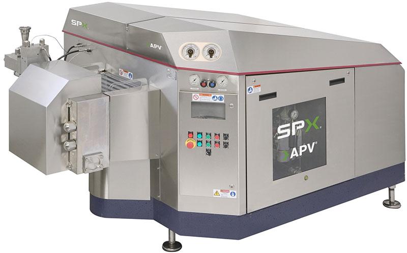 SPX APV homogenizer parts and service