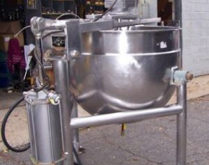 Stainless Steel Processing Tanks