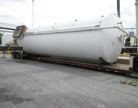 Stainless Steel Silos and Storage Tanks