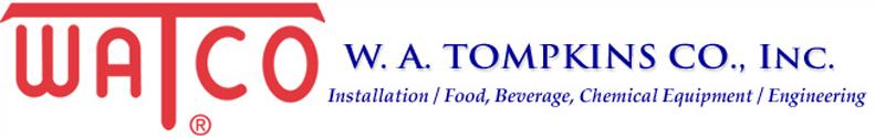 W.A. Tompkins Co. Logo